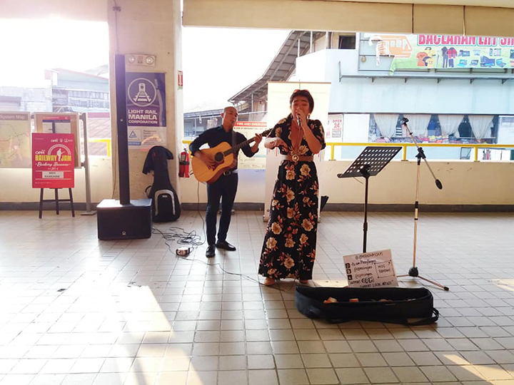 The next OPM star could be singing along the LRT tracks