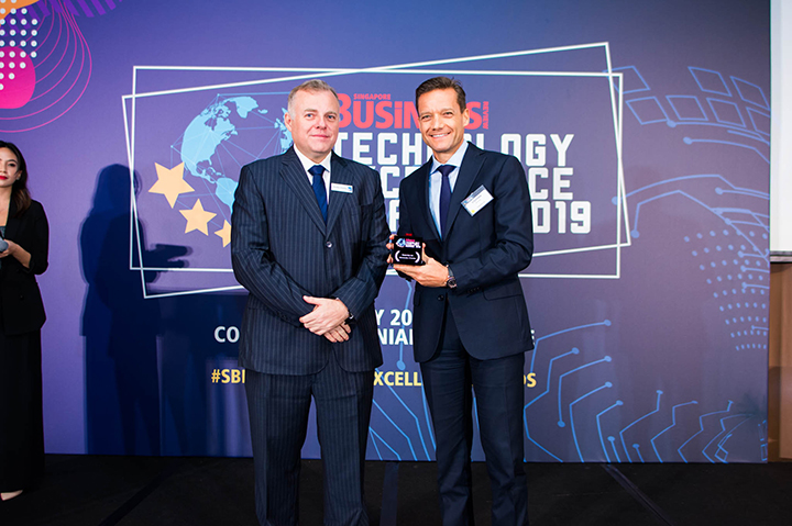 Kaspersky Lab's Threat Intelligence Bags Cybersecurity for IT Services Award from SBR Technology Excellence 2019