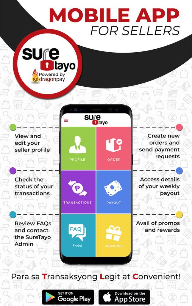 Dragonpay SureTayo app
