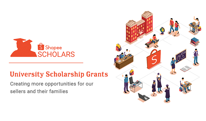 Shopee launches its first-ever scholarship program, Shopee Scholars, in the Philippines
