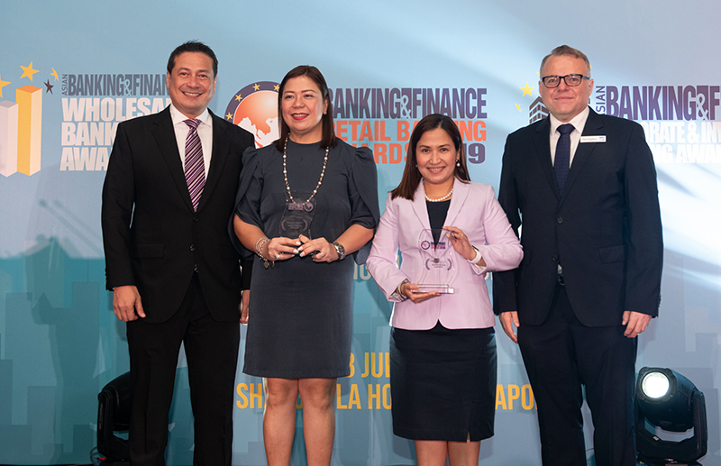 EastWest Auto Loan wins big at 2019 Asian Banking and Finance Retail Banking Awards