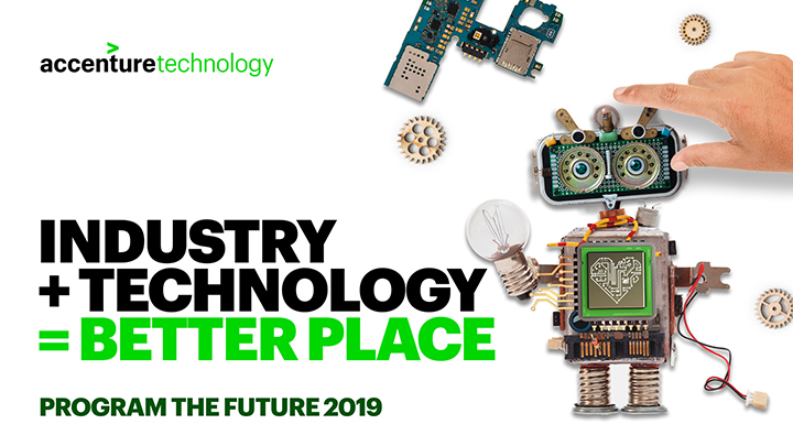 Accenture Announces the Students Winners of Program The Future 2019