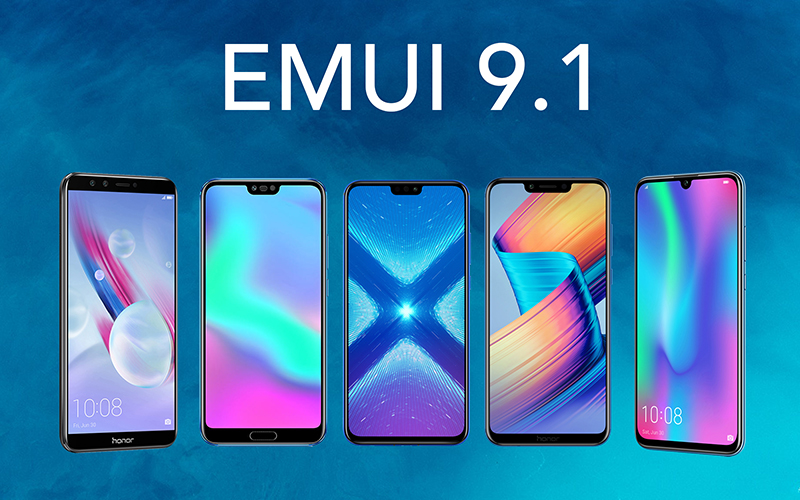 HONOR Mobile Levels Up the Game with the EMUI 9.1