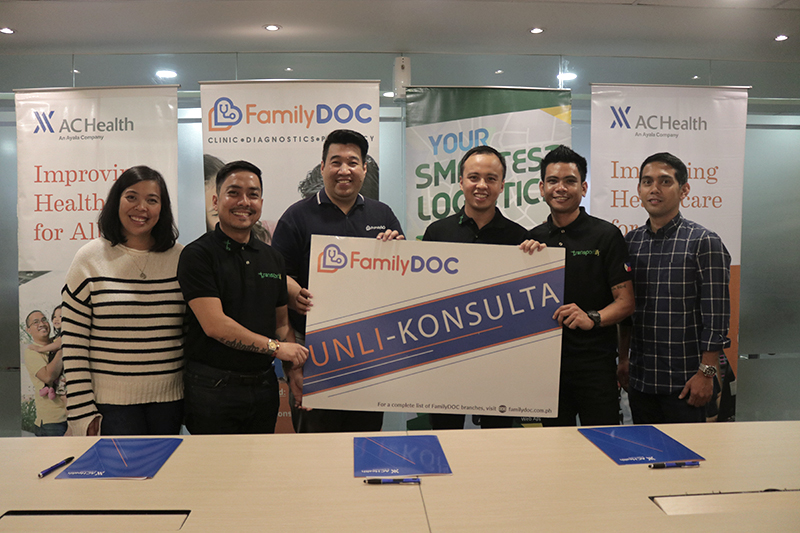 FamilyDOC, Transportify pave the way for healthier drivers