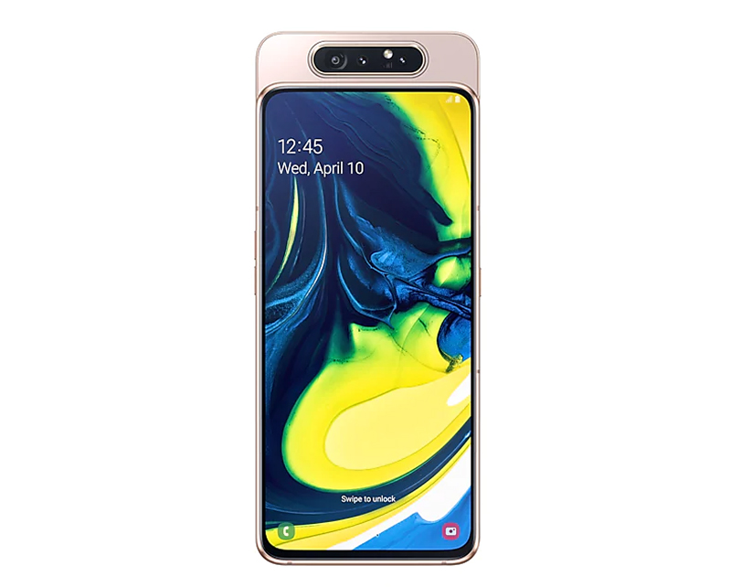 New Samsung Galaxy A80: Built for the Era of Live