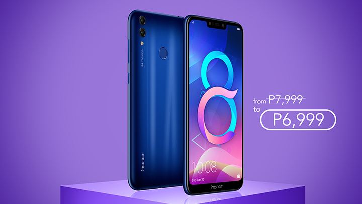 Start August with the good fortune from HONOR Mobile's Great Deals!