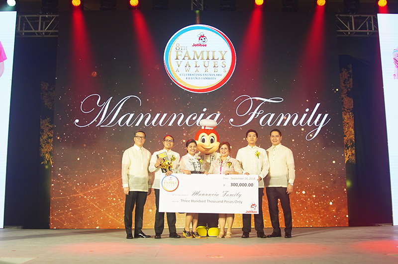 From inspiration to action: Words of wisdom from past Jollibee Family Values Awards winners