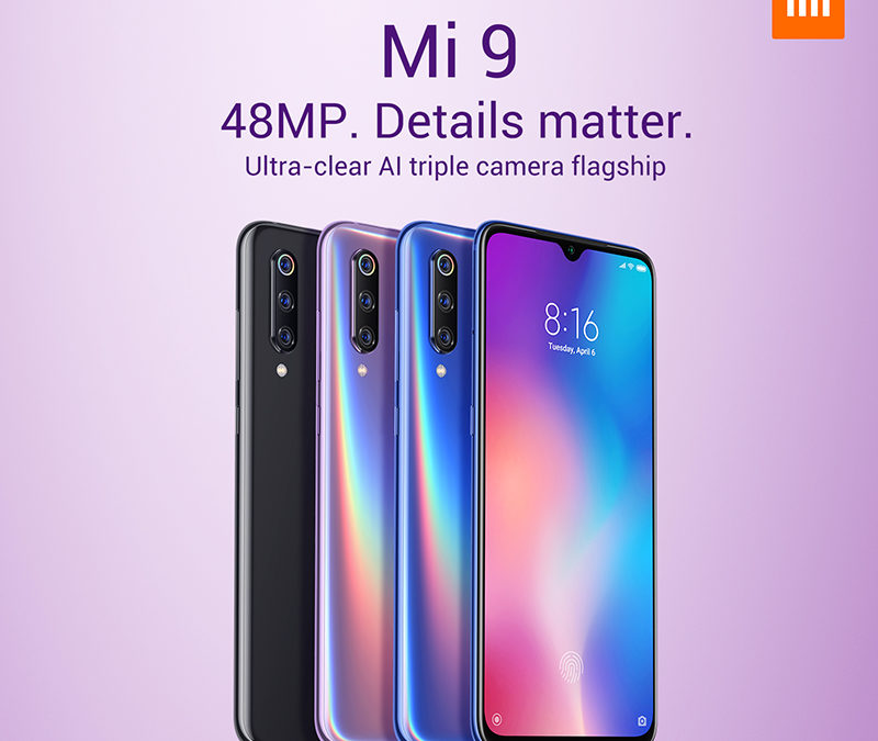 Xiaomi launches Mi 9 with AI triple camera for stunning photos in the Philippines