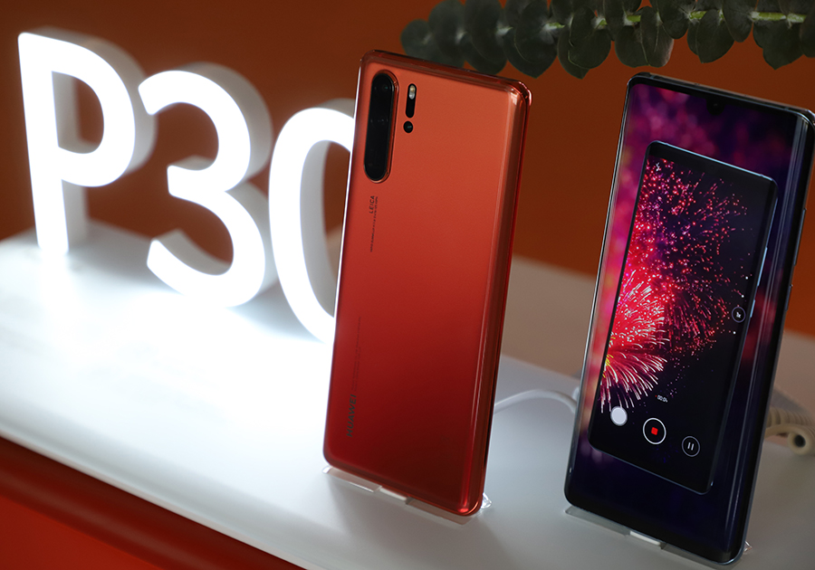 Huawei P30 Pro now available with Smart Signature