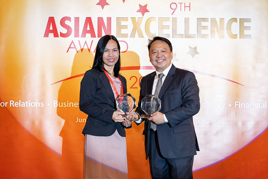 BDO bags 4 awards at the 9th Asian Excellence Awards