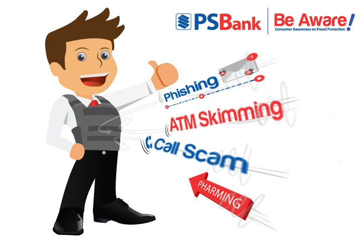 3 Common Types of Scams You Should Be Aware Of