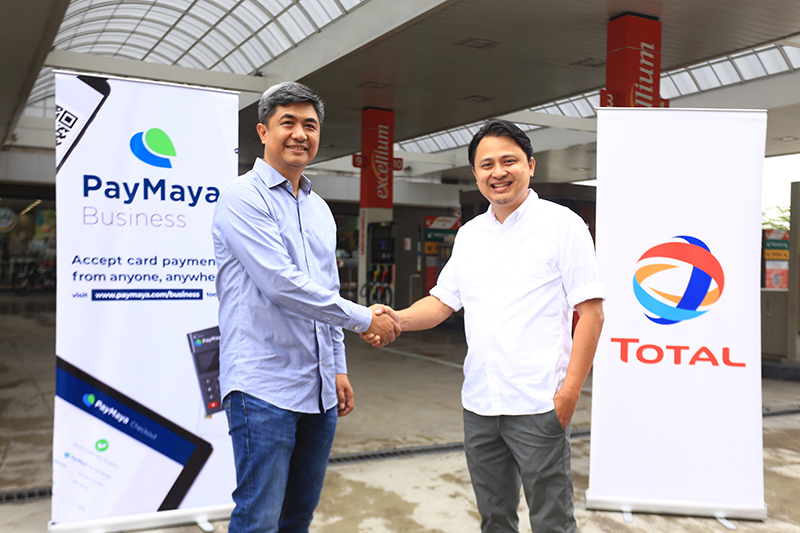 PayMaya now accepted in TOTAL
