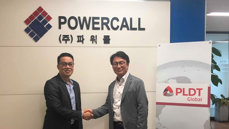 PLDT Global forges partnership with South Korean e-commerce giant Powercall