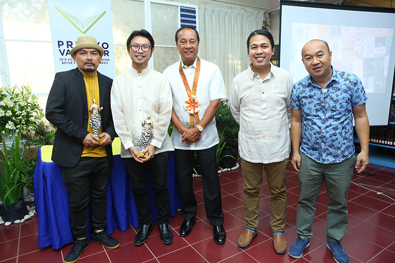 In Bikol, Premyo Valledor literary contest honors the beauty of indigenous languages