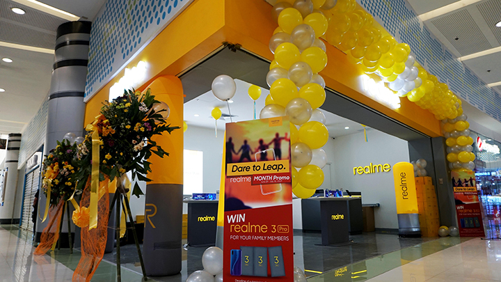 Realme launches Brand Month Campaign to celebrate 8 months in PH