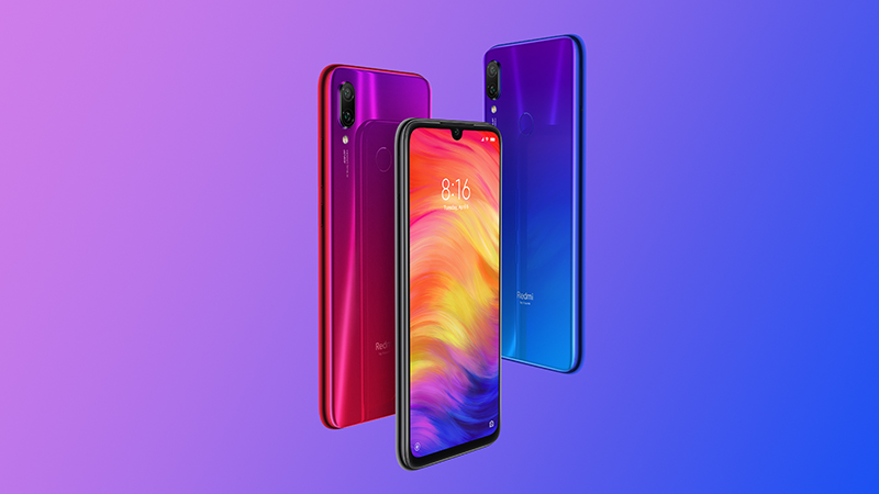 Xiaomi launches stunning Redmi Note 7 in the Philippines