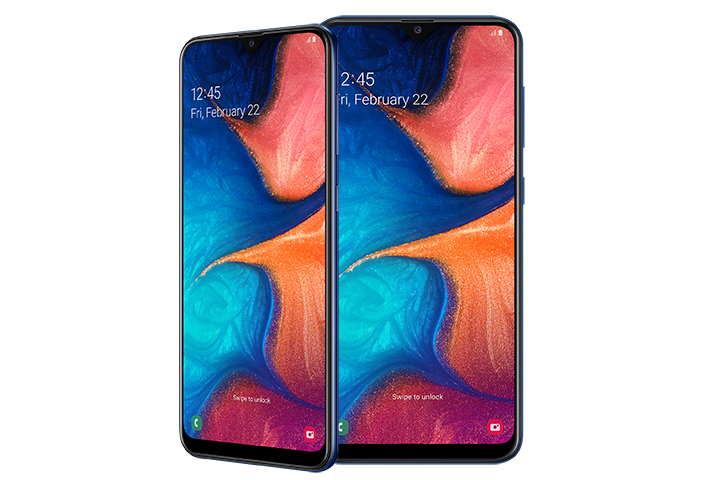SAMSUNG Galaxy A20 and A10: The upgrade you've been waiting for to stay connected with friends