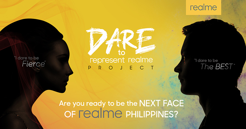Show the world real you: Realme Philippines is looking for its next brand ambassador