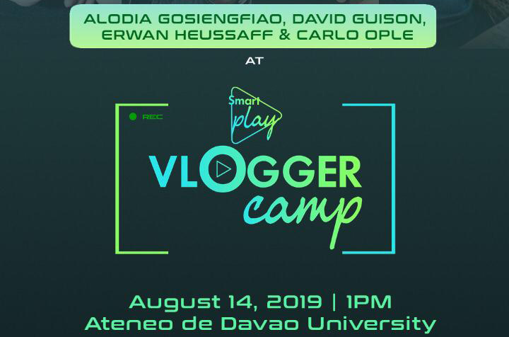 Take your vlogging passion to the next level with Smart Play: Vlogger Camp!