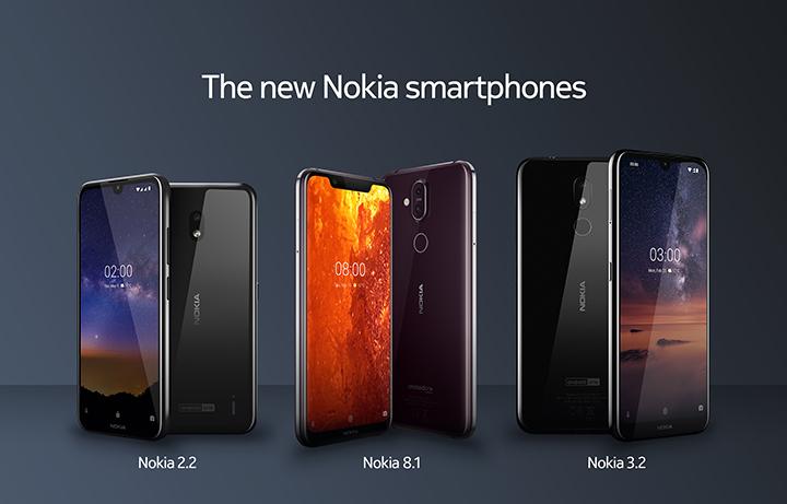 New range of Nokia smartphones arrives in the Philippines