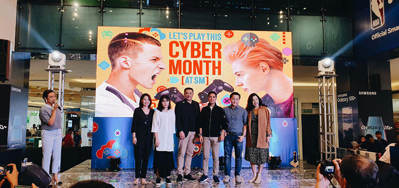 PLDT-Smart boosts SM Cyber Month with new data offerings for digital-savvy Filipinos