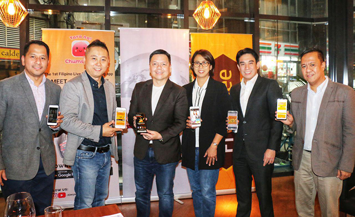 PLDT Global teams up with Chums Live