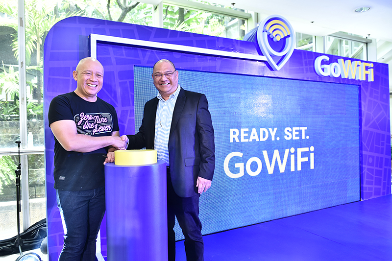 GoWiFi powers Araneta Center: Country's most pervasive public WiFi provider now available in the North's biggest lifestyle hub