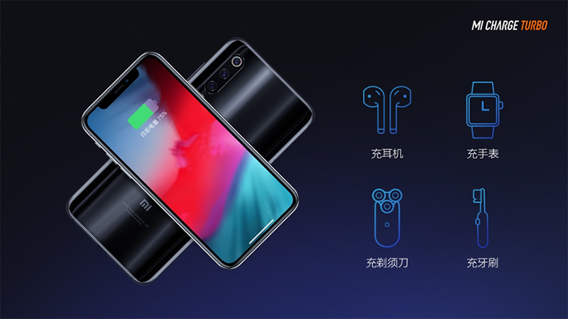 Xiaomi Debuts World's First 30w Wireless Charging Technology