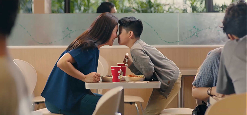 Regine Velasquez-Alcasid and her son Nate's new pinaka-sweet Jollibee commercial together is a must-watch