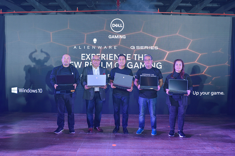 Dell and Alienware Sets a New Bar for Excellence with  Redesigned PC Gaming portfolio and Alienware Design