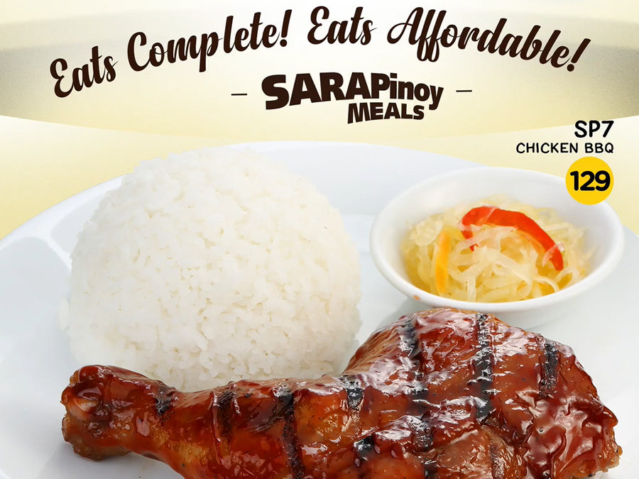 Check out Goldilocks' new Sarapinoy lineup!