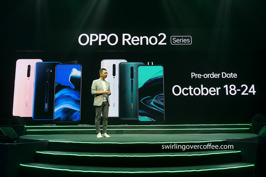 OPPO Reno2 and OPPO Reno2 F now available for pre-orders