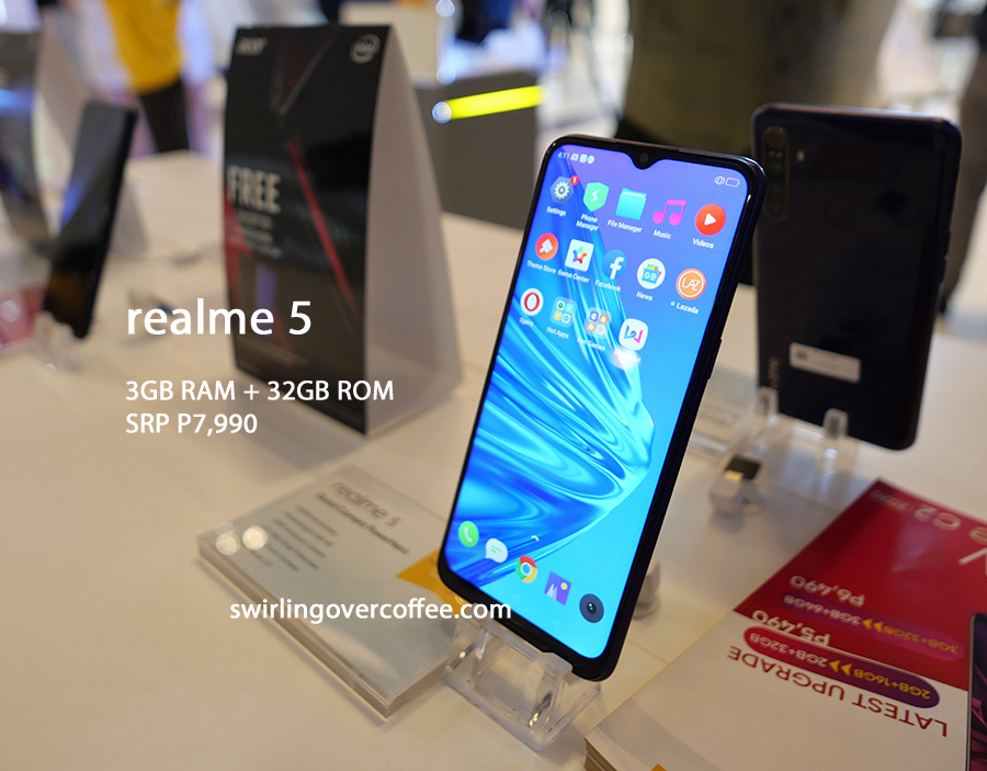 Buy a qualifying Acer laptop get a realme smartphone for free.