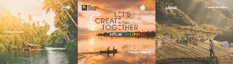 Philippines lands starring role in film tourism under DOT and FDCP partnership
