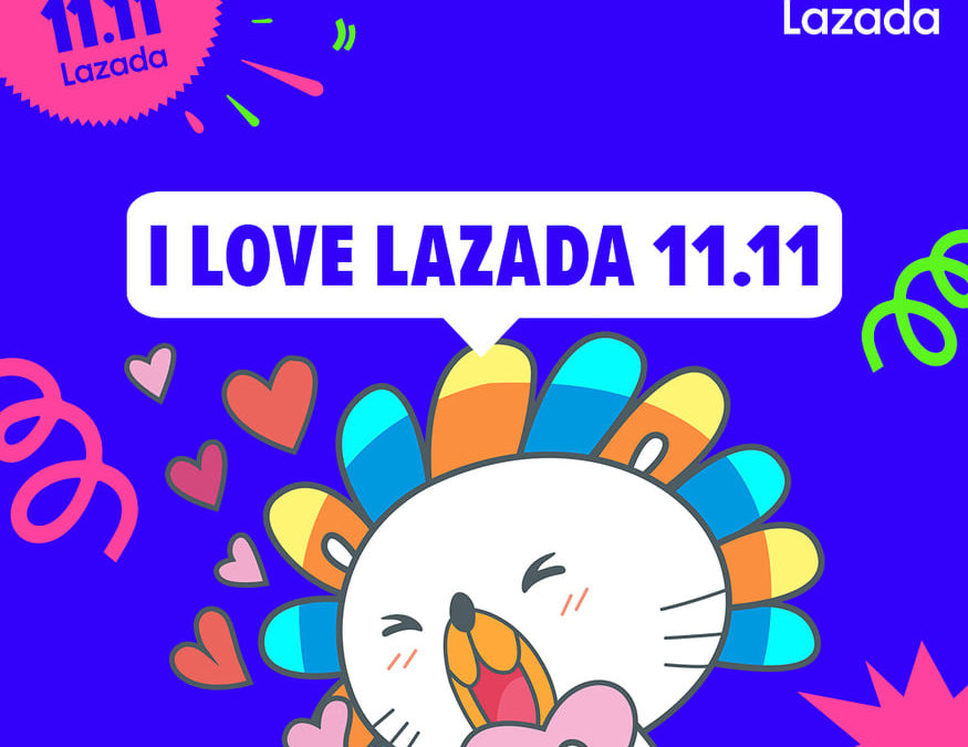 "Lazada unveils new in-app games, image scan for shopping, and AR for ""trying out"" make up just in time for Lazada 11.11 sale"