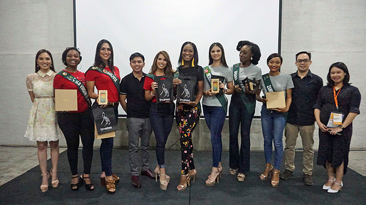 MyPhone partners with Miss Earth 2019