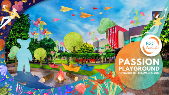 BGC netizens and the public are welcome to attend the festivities at BGC Passionfest 2019.
