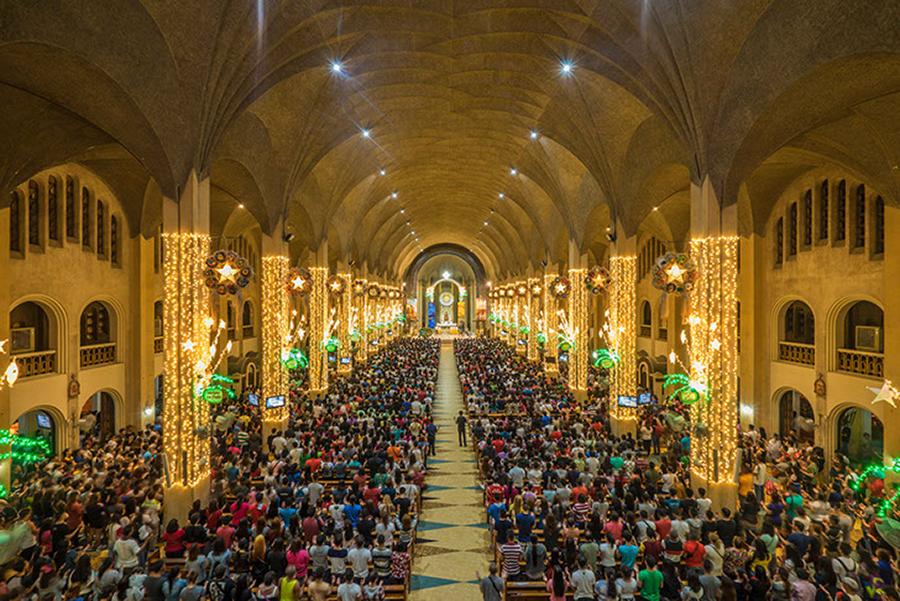 Five Must-Visit Churches in Manila for Simbang Gabi