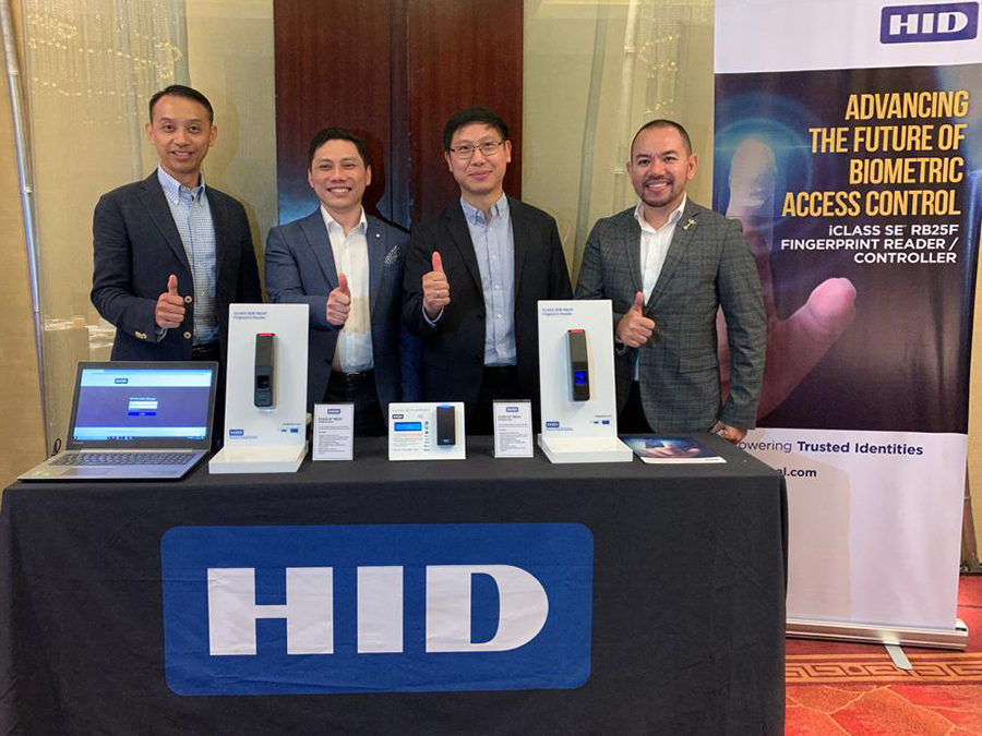 HID Global Brings Reliable Biometrics Authentication to the Philippines with Launch of New Fingerprint Reader