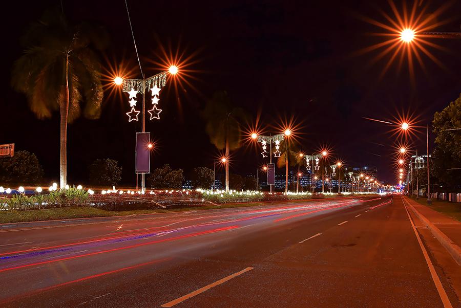 Aseana City Glows Extra this Holiday Season with Firefly LED