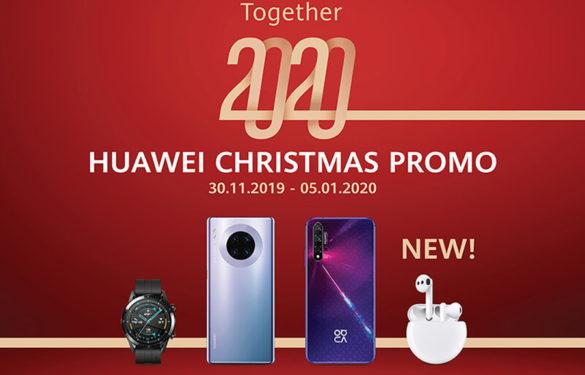 Huawei Christmas 2020 Promo
