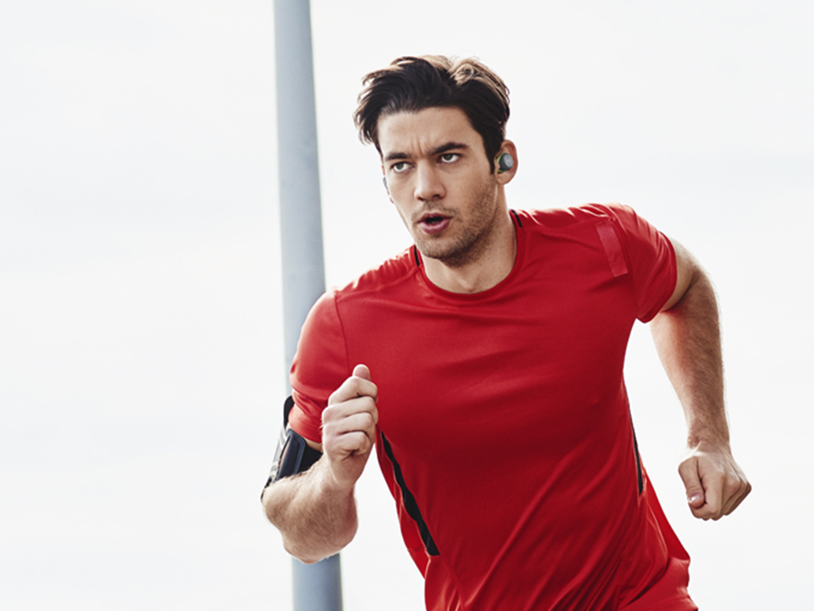 Train smarter, not harder: The Jabra Elite Sport true wireless earbuds are ideal for runners and highly active individuals, thanks to its great audio, in-ear precision heart rate monitor and integrated fitness app, Jabra Sport Life. Get a chance to win an iPhone 11 Pro and other exciting prizes this holiday season when you purchase Jabra Elite Sport.