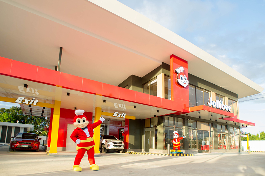 Jollibee opens new Level Up Joy Store in SLEX with first ever dual lane drive thru in the countrypens new Level Up Joy Store in SLEX with first ever  dual lane drive thru in the country