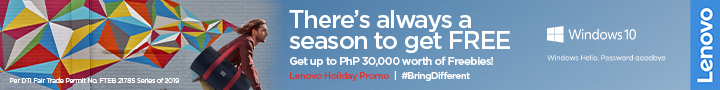 Lenovo Holiday Promo