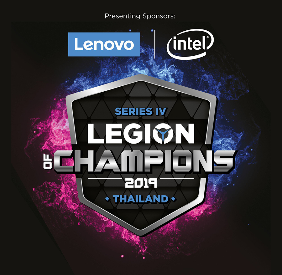 Lenovo Legion of Champions 2019