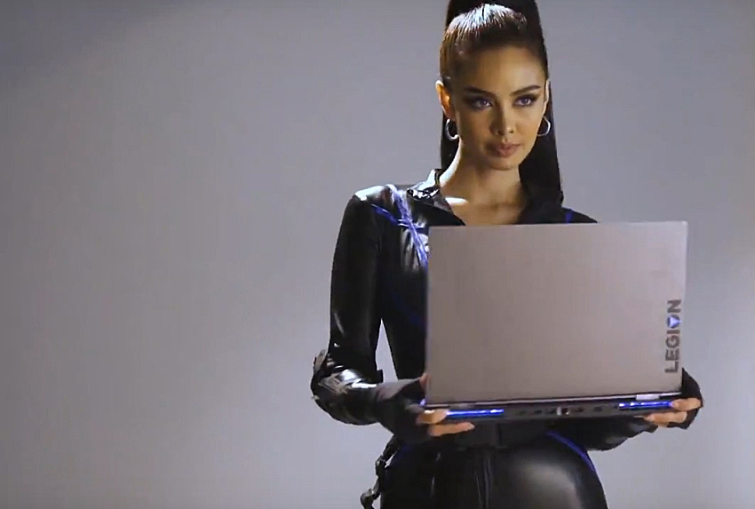 Miss World Megan Young is the new Lenovo brand ambassador