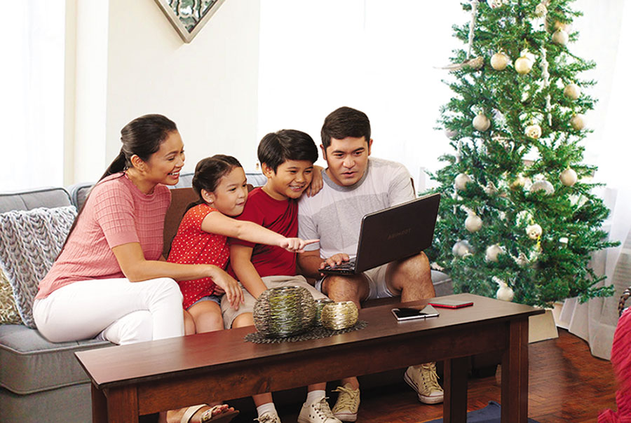 Celebrate Christmas Early With the Best PLDT Home Wifi Prepaid Gift Ever!