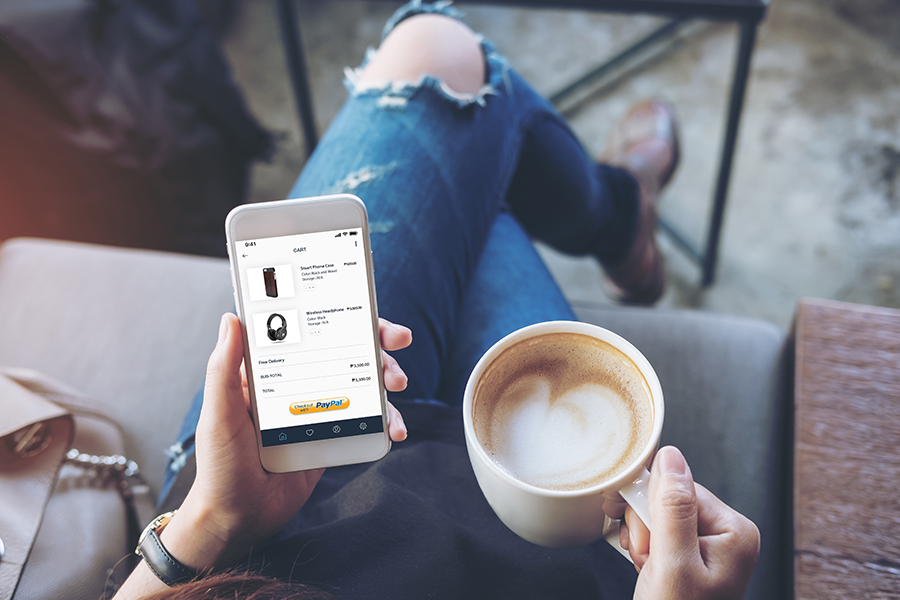 PayPal gives 5 practical tips for safe online shopping