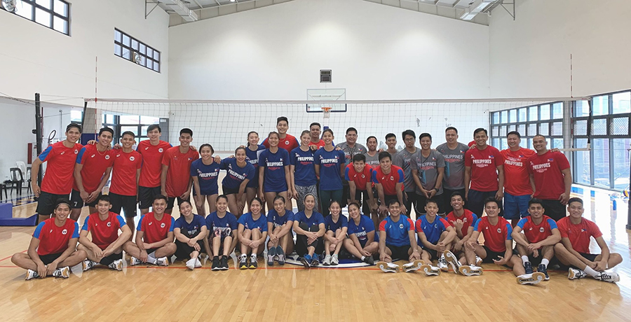 Philippine Volleyball Teams Make Their Mark in the 2019 Sea Games