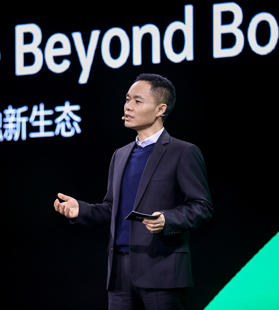 Tony Chen, Founder and CEO